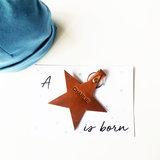A star is born (Geboortekaart)_