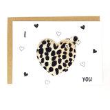 I love you Valentijnskaart _