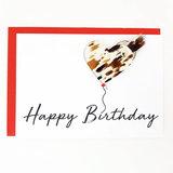 Verjaardagskaart hartje_