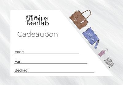 Cadeaubon (kies u prijs)