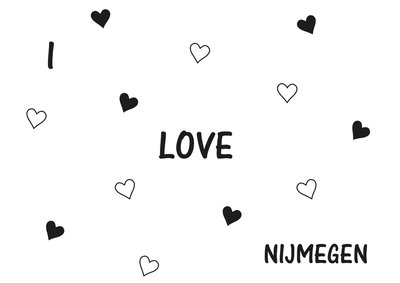 I love Nijmegen